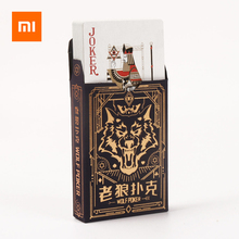 Xiaomi Playing Cards Poker Board Games Werewolf Kill Game Playing Cards Waterproof Cards 3 10 People Party Gathering Game Cards