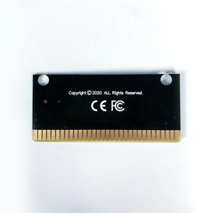 "Image 5 - Pulseman דופק איש ארה""ב תווית Flashkit MD Electroless זהב PCB כרטיס עבור Sega Genesis Megadrive וידאו קונסולת משחקים"