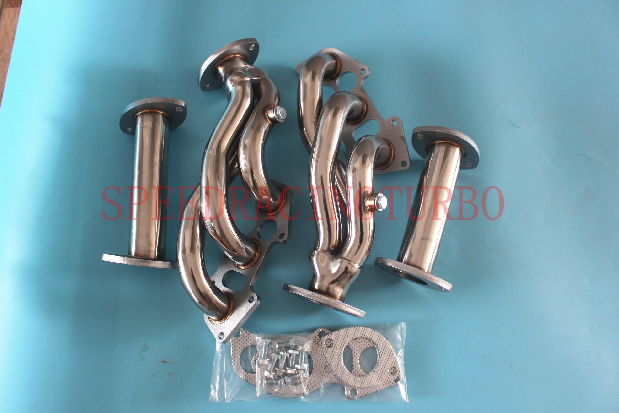 Egzoz başlık manifoldu LEXUS IS250 RWD/IS350 XE20 V6 06-13STAINLESS çelik tek çift iki orta boru