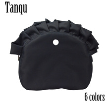 Tanqu New soild Fabric Waterproof Lining for Omoon Light Obag Pocket lining waterproof Organizer for Moon baby O Bag