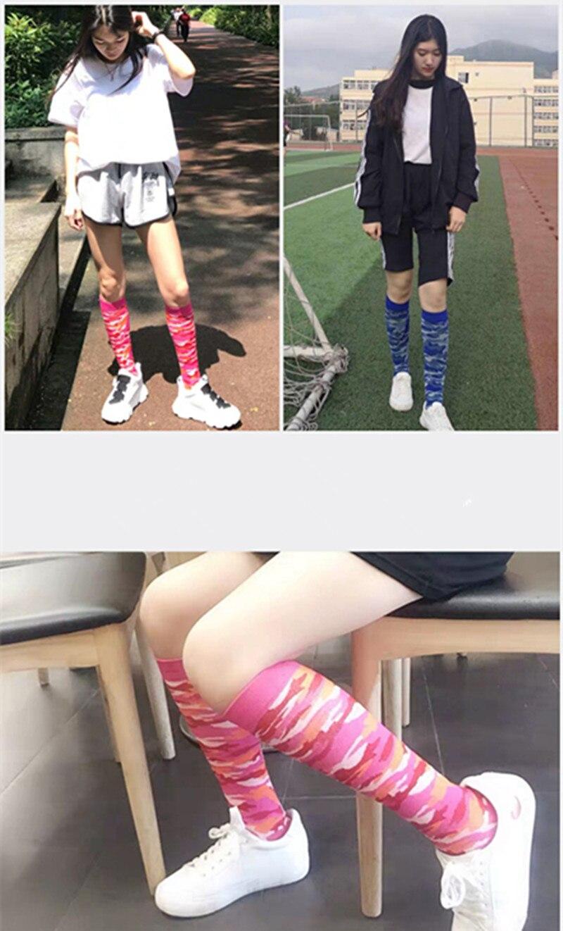 SFIT Chaussette, футбольные носки для бега, Homme, Длинные спортивные носки выше колена, носки для бега, велоспорта, кемпинга, футбола