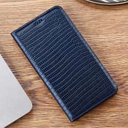 На Алиэкспресс купить чехол для смартфона lizard grain genuine flip leather case for zte axon 7 8 9 10 10s pro mini max business cell phone cover cases
