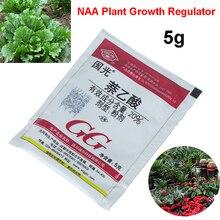 Регулятор нафтилуксусной кислоты способствует росту растений восстановление прорастания Vigor помощи удобрения гормон бонсай сад