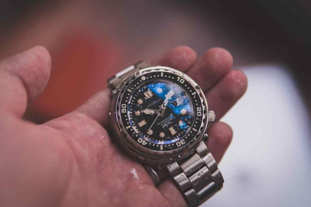 Proxima SBBN015 ゴールドダイヤル NH35 マグロダイバー自動腕時計 MarineMaster