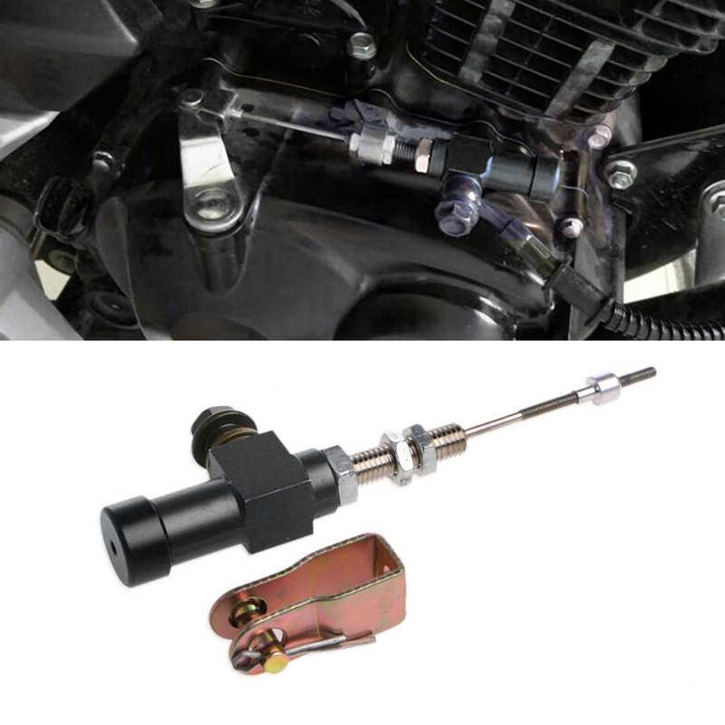 Motorfiets Hydraulische Koppeling Hoofdremcilinder Staaf Rem Pomp M10x1.25mm Aluminium