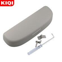KIQI – boîtier de protection pour lunettes de voiture, haute qualité, adapté à Skoda Karoq kodiaql 2018 2019 2020, accessoires