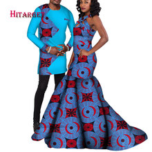 african couple suit men's sets and women's dress for the wedding/party traditional African clothing couples suit clothes WYQ122 african traditional religion the misunderstood faith