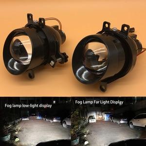 Fog Lights Bixenon Lens For Toyota Corolla/Yaris/Avensis/Camry/RAV 4/Peugeot/Lexus H11 HID Projector Lenses Accessories Retrofit