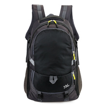 Casual Nylon Waterproof Outdoor Sports Bag Men And Women Travel Backpack 2019 Large Capacity Luggage Male Laptop