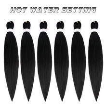Synthetic Hair Extensions Jumbo Braids