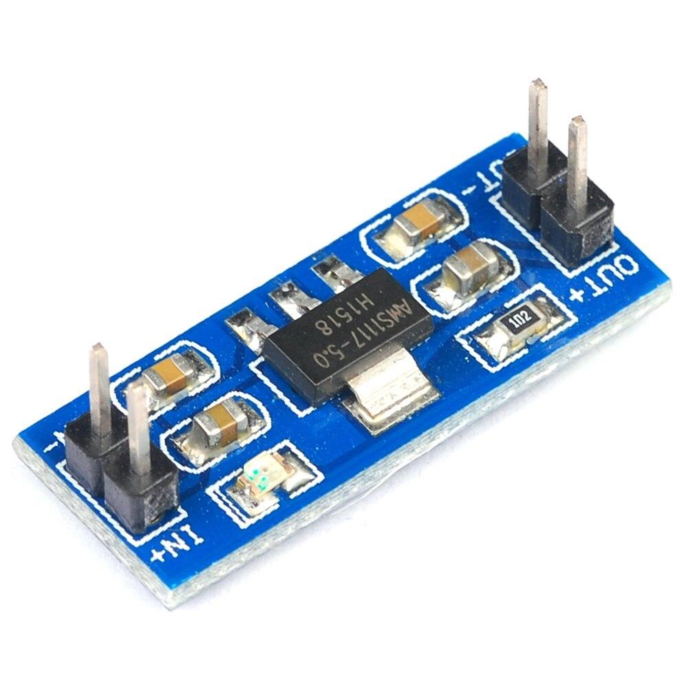 Dc-Dc Step-Down Power Module 3.3V Power Module Ams1117-3.3V Power Module Ultra-Small Step-Down Voltage Module