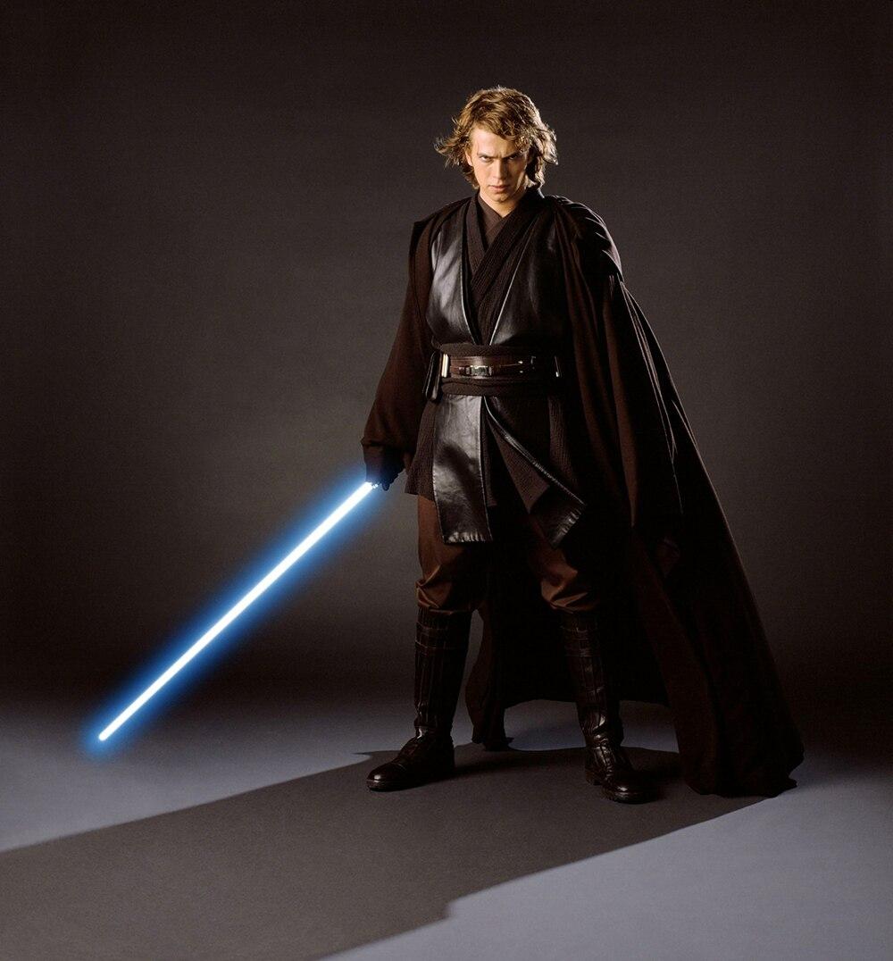 16 Color RGB YDD Lightsaber Stick Sword 6 Color Metal Handel Cosplay Light Saber Boy Gril Espadaes Star Toy Jedi Smith Skywalker