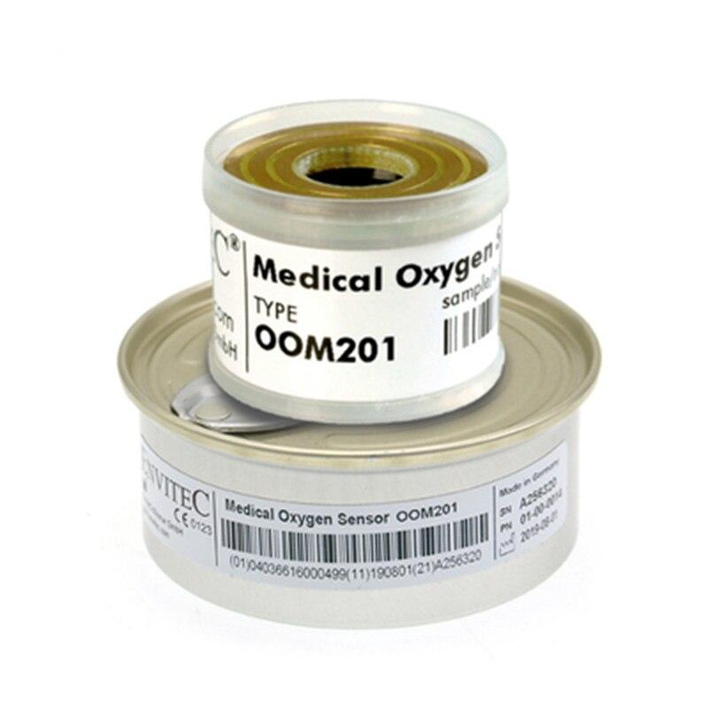 100% New Original Draeger Drager Evita 2,4 Fabian 6850645 Oxygen Battery OOM201 MEDICAL OXYGEN SENSOR A204895 01-00-0014