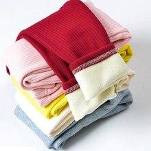 VEENIBEAR/теплые зимние леггинсы для девочек мягкие бархатные Хлопковые Штаны для девочек детские штаны для девочек, От 3 до 11 лет