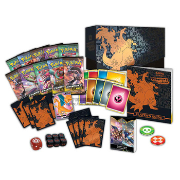 Pokemon TCG: Champion's Path Elite Trainer Box 6