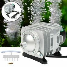 220V electromagnetic air pump air compressor portable fish tank oxygenated bubble aquarium pond air pump air compressor 35w 40l electromagnetic air pump for laser cutting machine