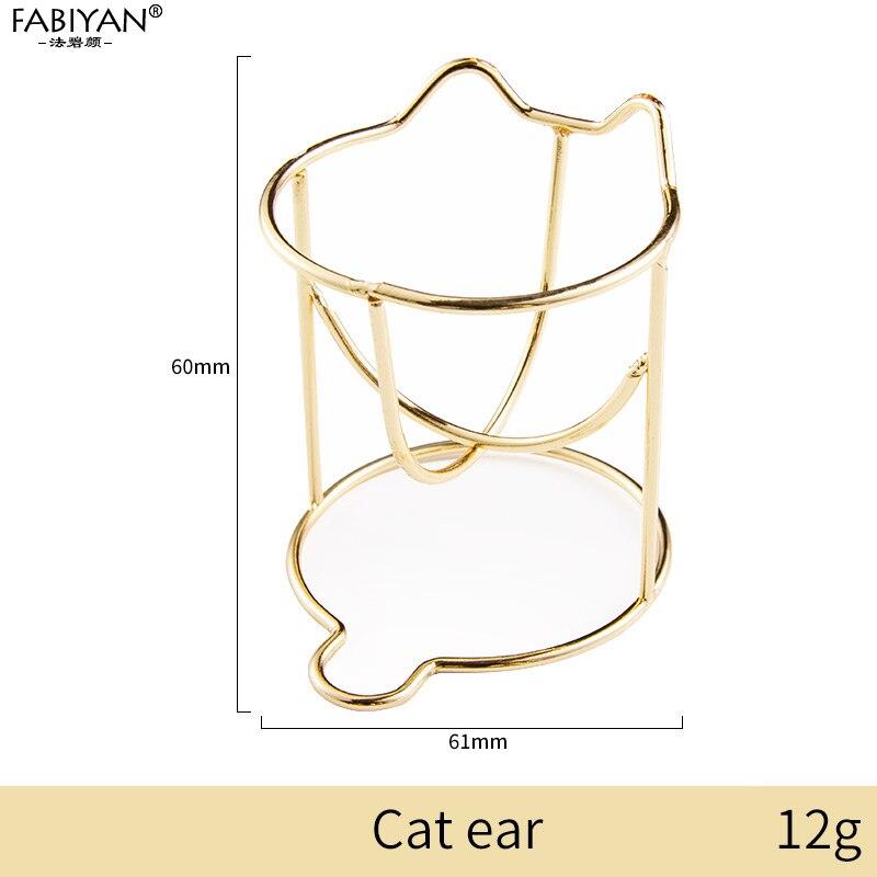 Gold cat ear