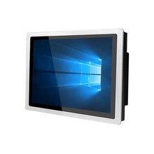 10/12/15/17/19/21 polegada tabuleta industrial 4g 64g com pintura de tela de toque para windows10 pro i5