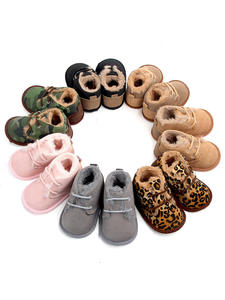 Shoes Boots Sneakers Footwear Crib Toddler Newborns Infant Baby-Girls Boys Winter Kids