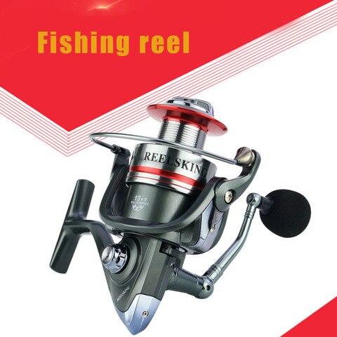 fiacao carretel de pesca 5 2 1 13 1bb carretel de engrenagem de pesca linha