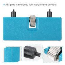Портативный набор инструментов для ремонта часов, Регулируемый Чехол, открывалка, гаечный ключ, отвертка, часовщик, открытая батарея, замена