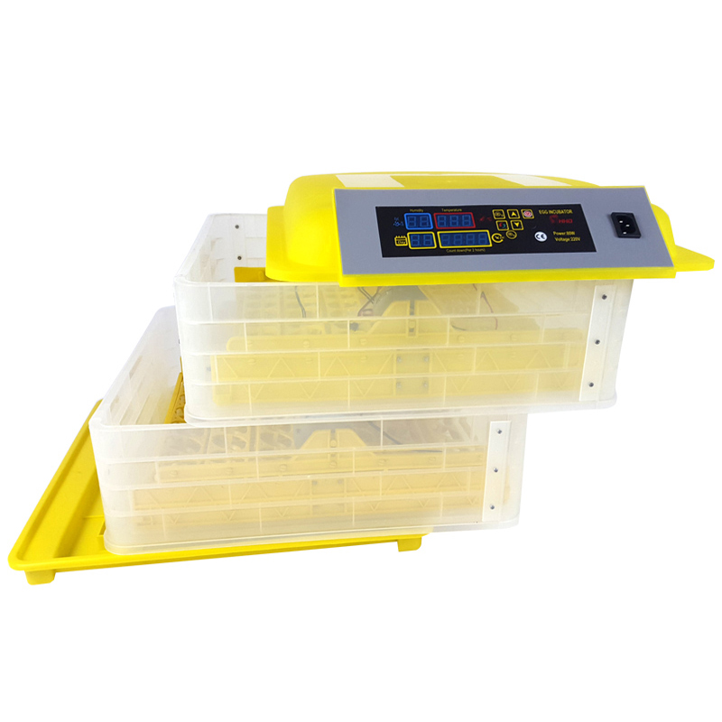 Newest Digital Egg Hatching Incubator With Temperature Alarm/Humidity Alarm For Birds 10