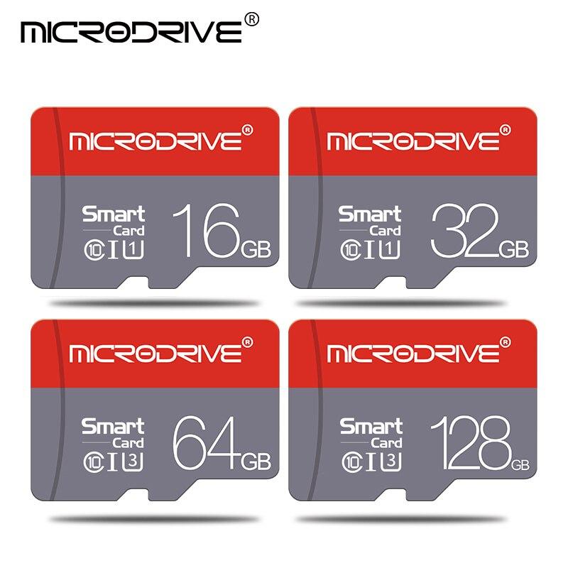 Высокопроизводительная карта памяти Micro SD класса 10 16 ГБ для автомобильного видеорегистратора MicroSD 32 ГБ/64 Гб 128 Гб карта памяти быстрая скорос...
