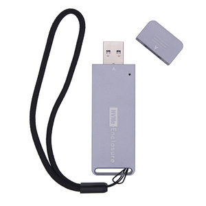 XT-XINTE M.2 2242 2230 SSD корпус M.2 PCIe SSD корпус для USB3.1 Type-A Gen 2 PCIe внешний жесткий диск для NVMe SSD чехол