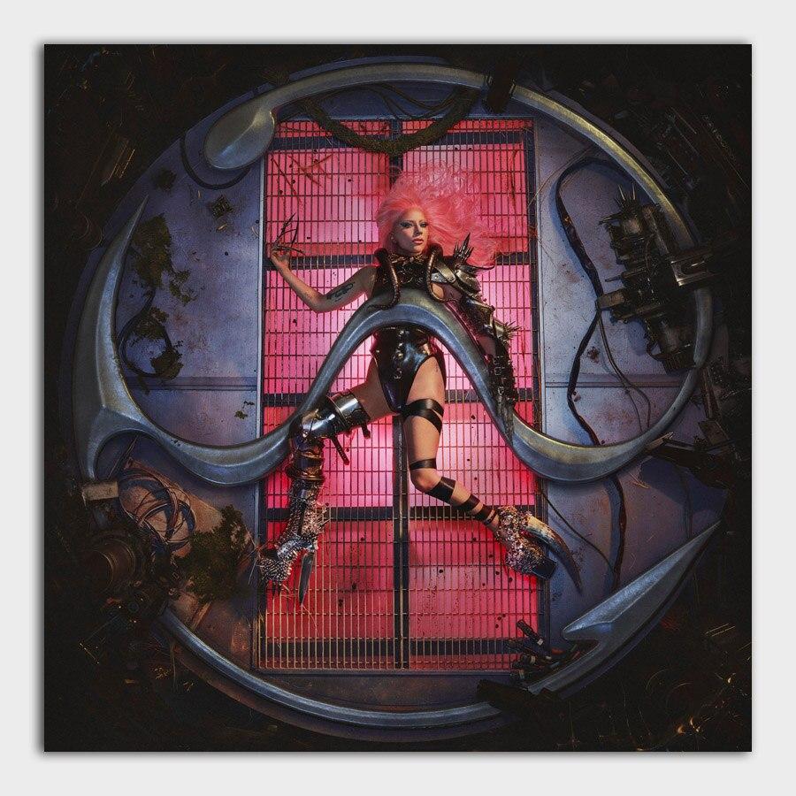 Lady Gaga Chromatica Stupid Love A3 Poster!