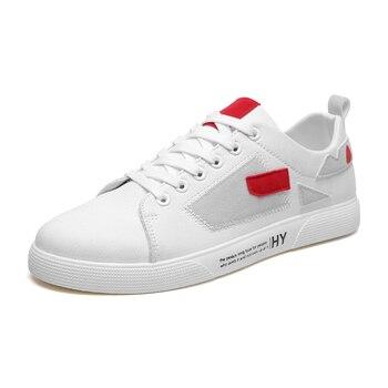 MLEAM nuevos Zapatos Para Hombre zapatillas de gran tamaño 39-44 hombres pisos...