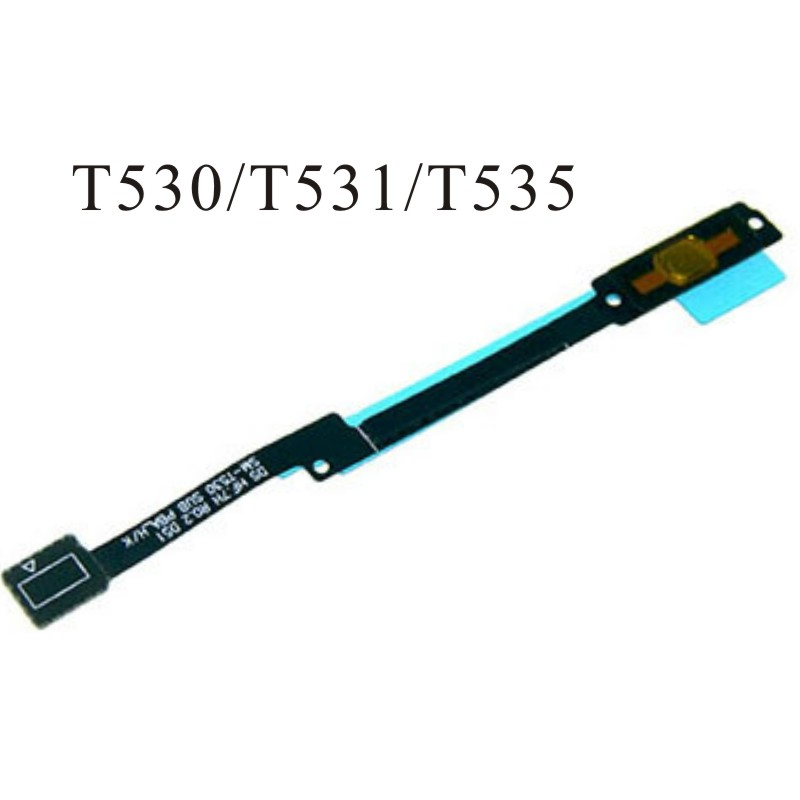 For Samsung Galaxy Tab 4 10.1 Wifi T530/3G T531/LTE T535 Home Button Sensor Flex Cable