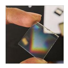 20 мм оптическое поплавковое стекло одномерная голографическая