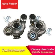 Original twin Turbos MGT2260DSL 800075-0011 800075-0011 S63 Engine Turbocharger for BMW M5 M6 F10 F12 4.4L V8 Cylinders Engine