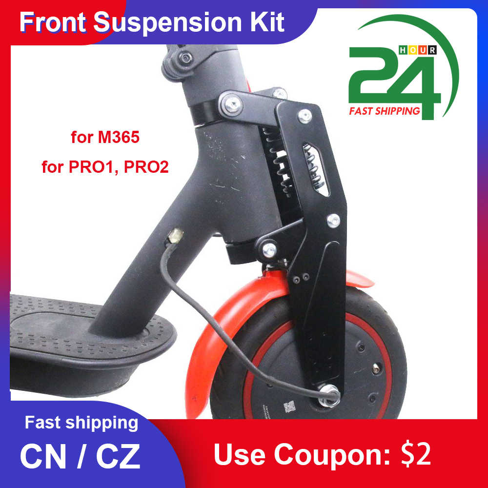 Details about  /Electric Scooter Front Shock Absorber for Xiaomi M365 Scooter Suspension US Y8U2