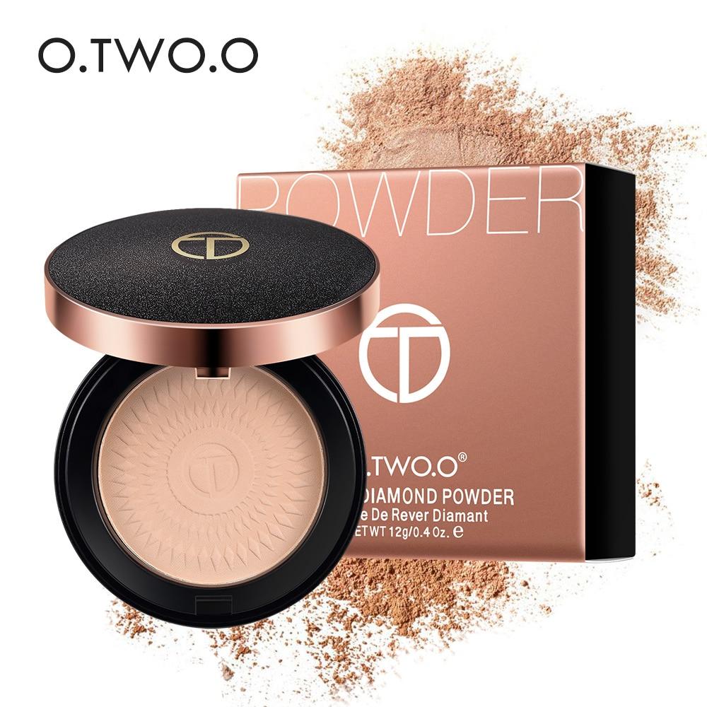 o tw o o 3 cor rosto po natural mineral rosto corretivo oleo controle clareamento maquiagem