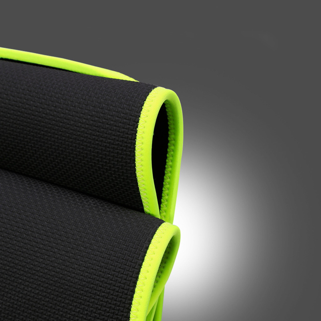 Adjustable Elastic Waist Support Belt Lumbar Back Sweat Belt Fitness Weightlifting Sports Waist Trainer Safety For Women Men 4