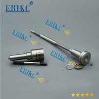 ERIKC Fuel Injector Rebuild Kit nozzle Dlla151p2182 Crin Repair Kit F00rj01692 for 0445120227 0445120228