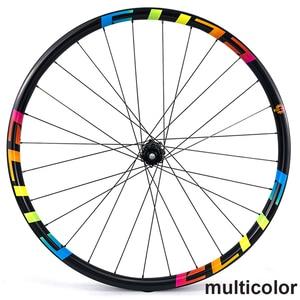Image 5 - Колеса для горных велосипедов ELITE 29er шириной 30 мм, карбоновые колеса для горных велосипедов, прямая Тяговая втулка, 29, Elite M11