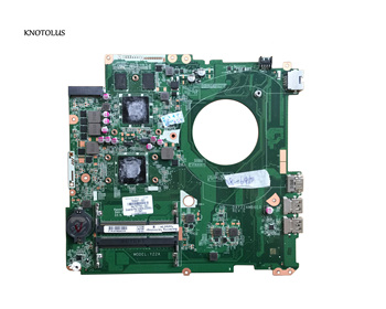 High quality 763427-001 763427-501 763427-601 for HP 17-F series laptop motherboard A8-6410 CPU DAY22AMB6E0
