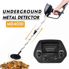 Gold Detectors Hunter-Tracker Seeker MD-4030 Metal Underground Treasure Professional