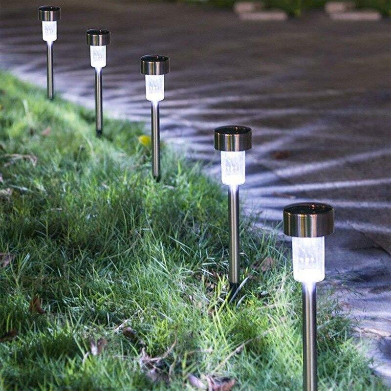 prova dwaterproof água led solar luzes do