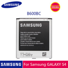 SAMSUNG Original Battery B600BC B600BE For Samsung GALAXY S4 2600mAh I9500 I9502 i9295 GT I9505 I9506 I9508 I959 i959 With NFC