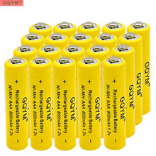 20 PCS/ GQYM NI MH - 800 Mah 1.2V Ni-mh Battery Digital Camera  Flashlight  Remote Control аккумулятор himoto biga power iron track e18 ni mh 7 2в 6s 800 мач