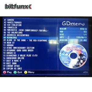 Image 5 - Dc Gdemu Optische Drive Simulatie Board V5.5 Voor Sega Dreamcast Game Machine Met Sd/Tf Card Games Geïnstalleerd Retro gaming