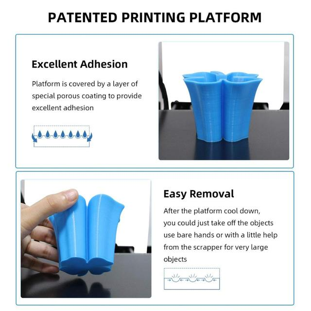 ANYCUBIC Mega-S Mega S 3D Printer I3 Mega Upgrade Large Size TPU High Precision Touch Screen DIY 3D Printer kit impressora 3d 3