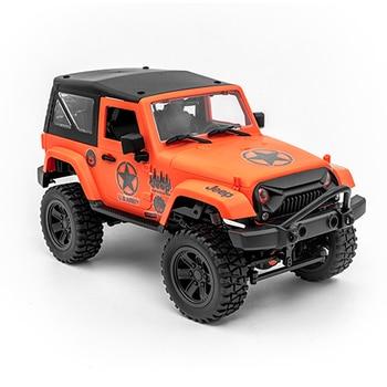 цена на F1 1:14 4WD RC Cars 2.4G Radio Control RC Car RTR Crawler Off-Road Buggy Vehicle Model with LED Light Trucks Toys