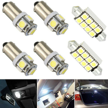 6 шт хорошее качество светодиодный SMD Светодиодная светильник для AUDI S3 8L A3 8P 8PA A4 B6 B7 A6 C6 4F C5 A8 D2