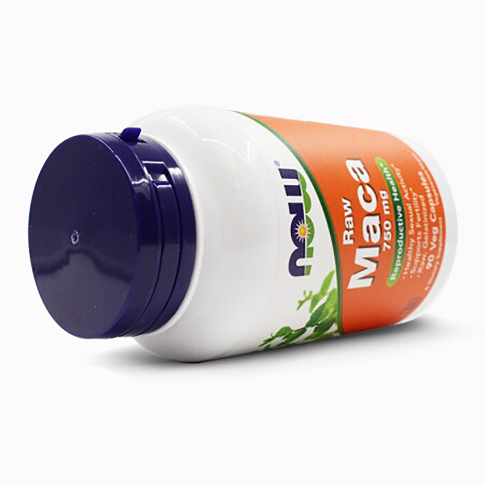 [Now Foods] or food with maca 750mg vege capsule supplement book-degree PCs-mood, united States imported, men's health food, home happy guarantee 1