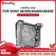 Клетка для DSLR камеры SmallRig A6400, для Sony A6000/A6300/A6400/A6500 с аккумулятором Meike 2268/A6500