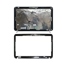 Cubierta trasera LCD para HP Pavilion, bisel frontal para DV6, DV6 6000, 2009 001, 2009 001, color negro
